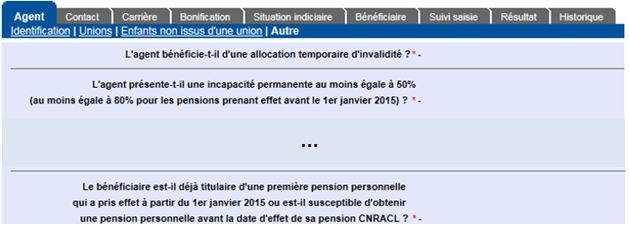 1ere Pension De Base D Un Autre Regime Impact Sur La Pension