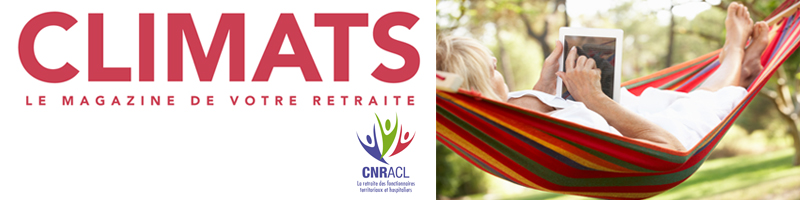 Calendrier Cnracl 2020.Vos Magazines Climats Cnracl