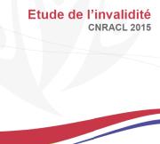Etude des flux invalidité CNRACL données 2015