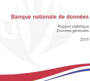 Rapport BND synthèse données générales 2015