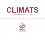 Climats, la lettre des retraités